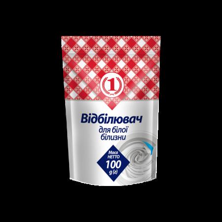 Кислородосодержащий отбеливатель ТМ «1» для белого белья