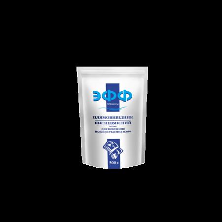 Кислородосодержащий пятновыводитель «ЭФФ Премиум» для сложных пятен