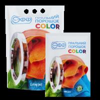 Порошок для автоматической стирки изделий из цветных тканей «ЭФФ»