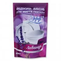Жидкое средство для мытья посуды «ЭФФ» ЛАВАНДА
